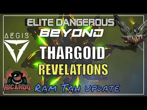 Elite Dangerous Thargoid Revelations