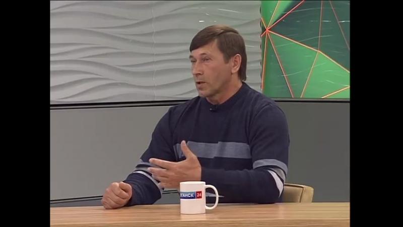 ГТРК ЛНР Утро на Луганск 24 С Скляр 20 апреля 2018