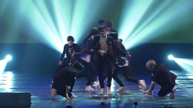 FreeTime-Fest 2018 - Block2 - MDS Boys Dance Show - ML5 - Wanna One - Burn it Up