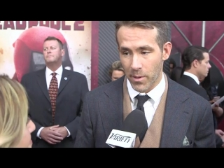 Ryan Reynolds says Hugh Jackman is