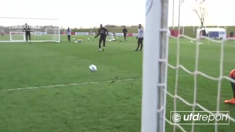 Рашфорд | Тренировка сборной Англии