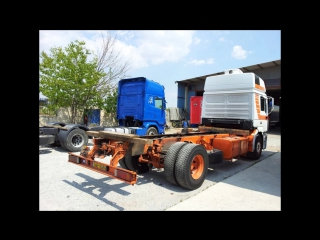SCANIA  R500 The Project