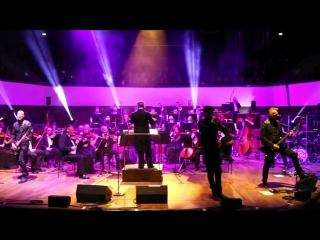 Oomph! Alles aus Liebe with Symphonie Orchestra Zielona Góra GOTHIC MEETS KLASSIK 2017