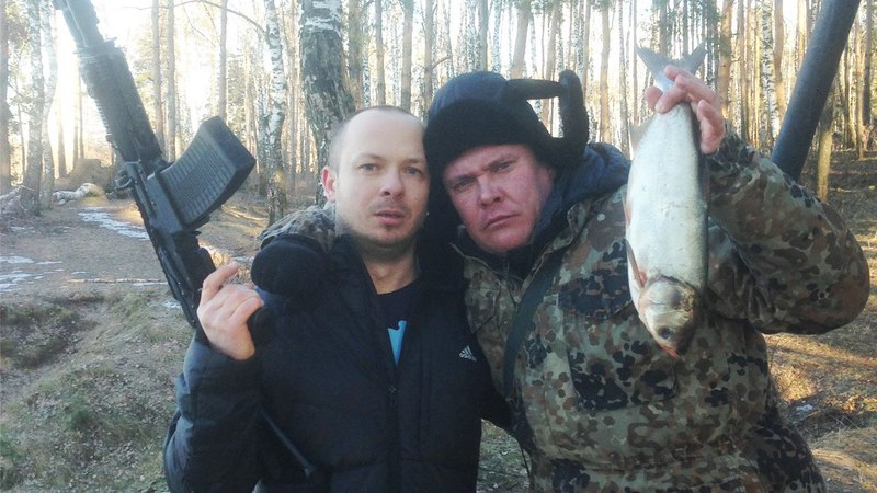 Охота на медведя с ножом 2 Смешная Короткометражка Угарная комедия Шальная охота