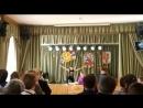 Брейк балет Андрей и Алёна на школьном концерте