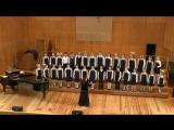 Хор младших классов ДШИ № 17 на Московском фестивале детских хоровых коллективов