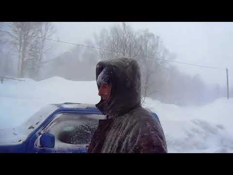 [Николаевск-на-Амуре-день за днём] 34 СКВОЗЬ МЕТЕЛЬ! ч.2 smoll