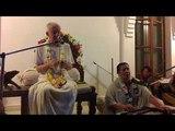 Чайтанья Чандра Чаран Прабху - 2018.02.21, Майяпур, Чайтанья Чаритамрита, Ади Лила 9.42, Вечное и сиюминутное благо