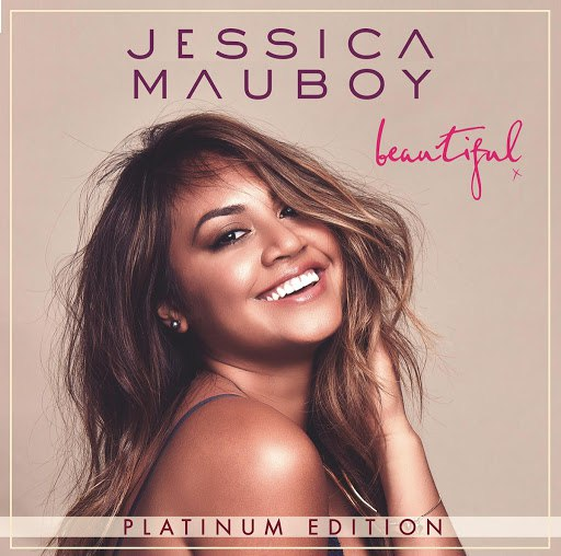 Jessica Mauboy альбом Beautiful (Platinum Edition)
