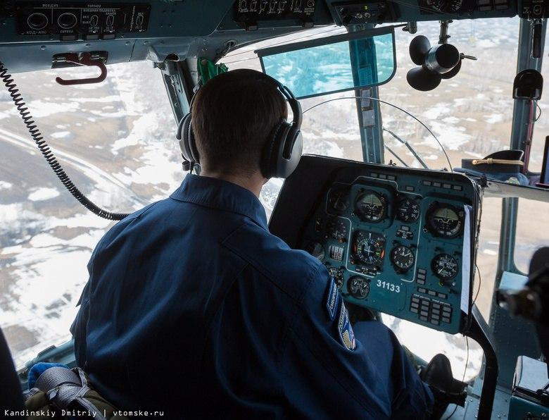 Суд оштрафовал командира вертолета, потерпевшего крушение в Томской области