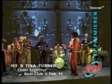 Ike Tina Turner - Come Together + Respect (Live, Beat Club, 1971)