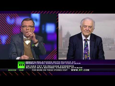 CrossTalk on Anti-Russia Hysteria: Crisis Point?