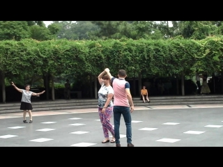 В ритме танца. 20.09.2017 г. Чанчжоу, Китай.