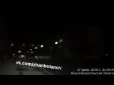 Темная ночь по туркестански