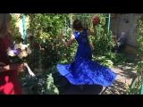 Немного о свадьбе сестры или о том как правильно падать в розы)))