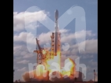 Space X впервые запустила ракету-носитель Falcon Heavy