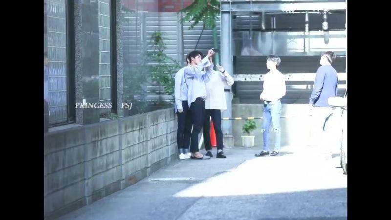 180505 [fancam] Japan Fanmeeting 크나큰(KNK)