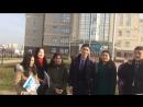 29 11 2017 Алматы Қорқыт студенттері