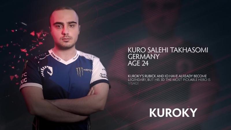 Team Profile׃ Team Liquid, SL i League StarSeries Season 3 Finals RU Subs
