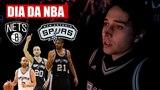JOGO DA NBA EM NOVA YORK - Pesado Demais