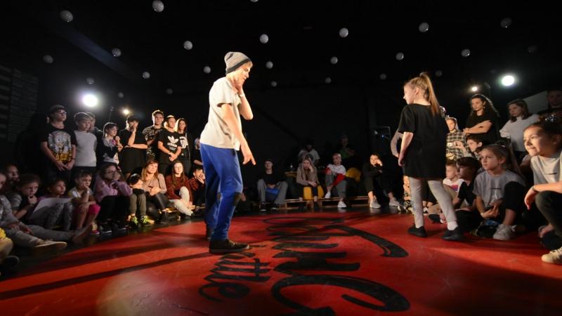 Crazy Белка(win) vs Иван Галунов 1/16 Hip-Hop Beg