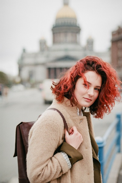 Анастасия Безрамочная