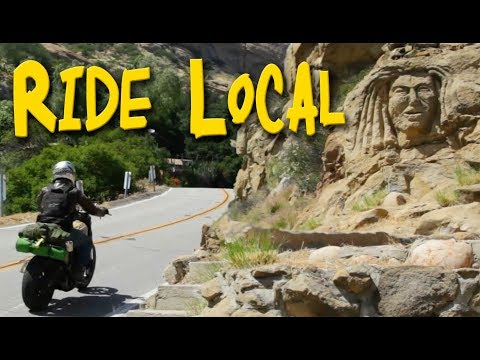 Ride Local RSD Ducati Scrambler MotoGeo Adventures