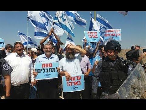 Михаэль Бен Ари партия Оцма ле Йеудит о демократии по Израильски