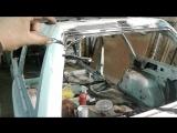 Subaru Leone. Крышка багажника