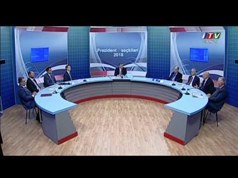 Sonuncu Seçki Debatında Sərdar Cəlaloğlunun çıxışı (03.04.2018)