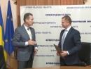 Акценти дня Підписання угоди про партнерство між Кіровоградською ОДА та ICC Ukraine