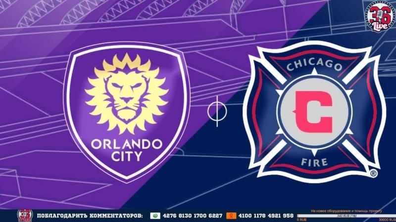 Chicago Fire.vs. Orlando City
