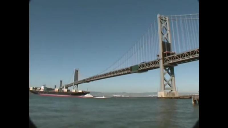 Сан-Франциско. Город на холмах - Золотой глобус