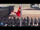Народно-освободительная армия Китая приступила к первому этапу тренировок и учений в 2018 году