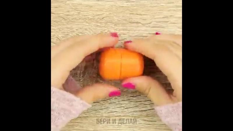 Лайфхаки с яйцом из-под киндер-сюрприза.