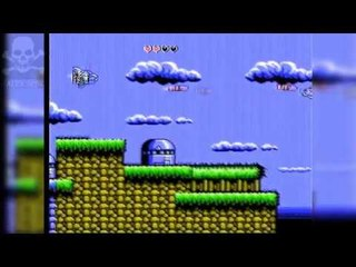[Famiclone-50HZ]K-W3 Konami World III - Gameplay