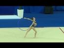 Анна Соколова - Обруч 18.300(квалификация)