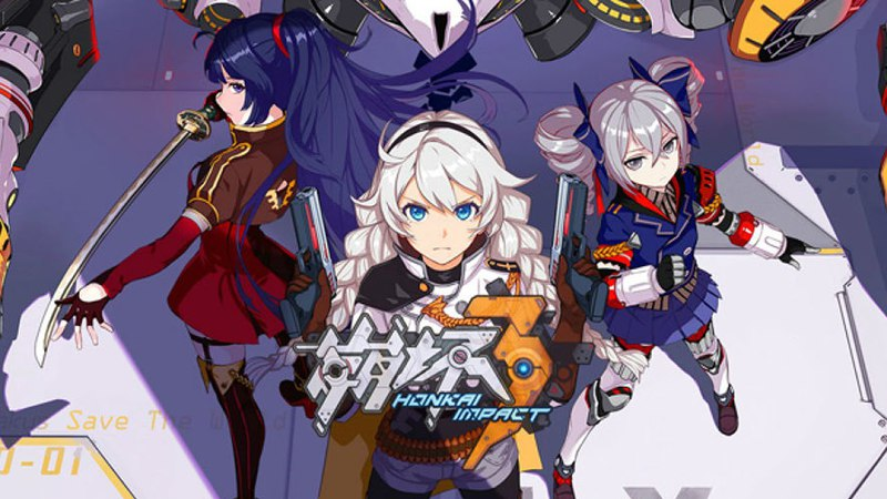 Honkai Impact (崩坏3) Gameplay 3D Anime Action RPG (Mobile)