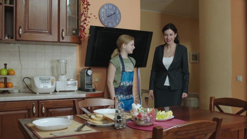 Анна Ковальчук в сериале Тайны следствия 17 (2017) - 10 серия