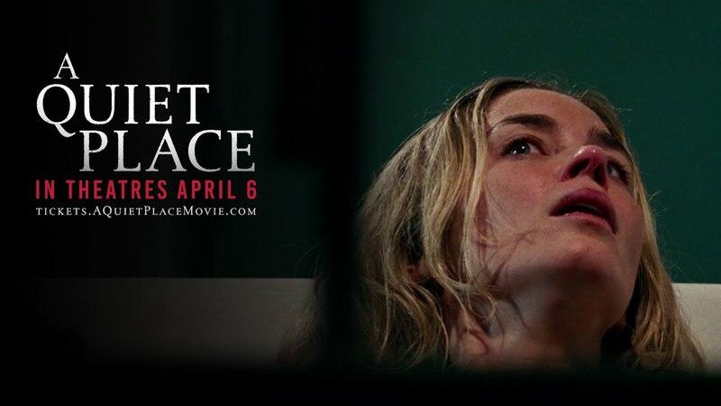 A Quiet Place (2018) - Bathtub Clip - Paramount Pictures