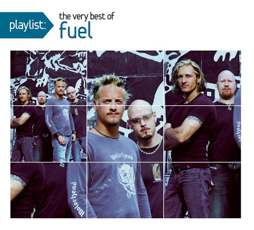 Fuel альбом Playlist: The Very Best of Fuel