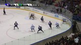 Моменты из матчей КХЛ сезона 1718 Гол. 32. Антон Королёв (Югра) сократил разрыв до минимума 15.01