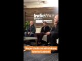 22.01.2018 - Пресс-день: Indiewire studio