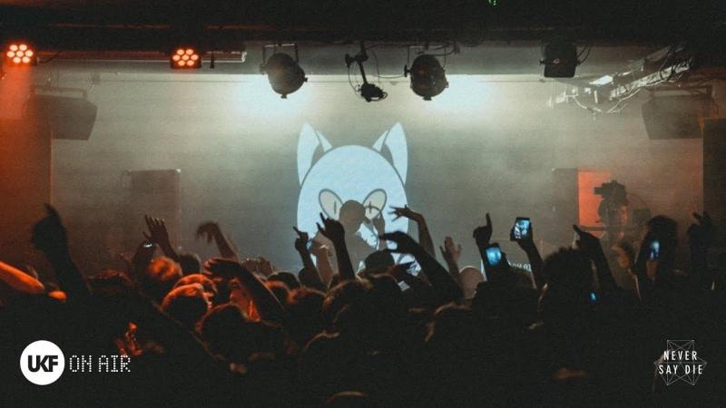 Eptic - UKF On Air x Never Say Die (24-03-2018) www.dabstep.ru