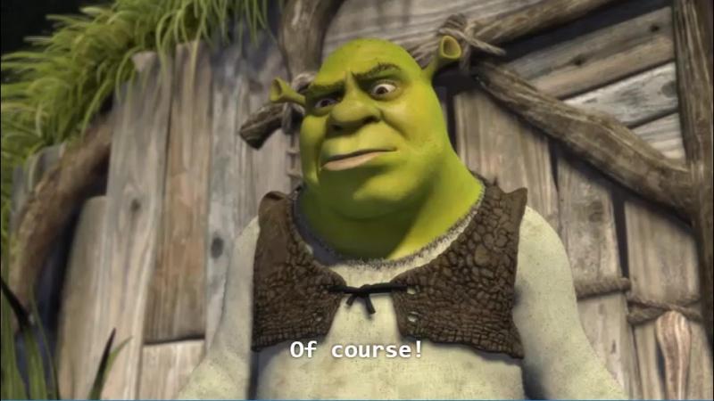 Shrek (2001) Шрек