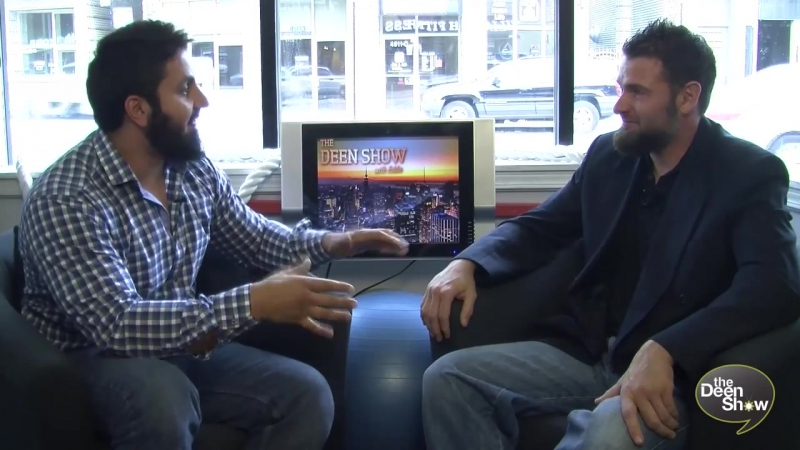 AMAZING STORY! Why did this Greek Guy Hamza Andreas Tzortzis accept ISLAM- TheDeenShow[via torchbrowser.com]
