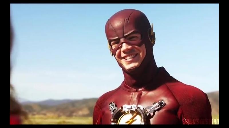 The flash < supergirl