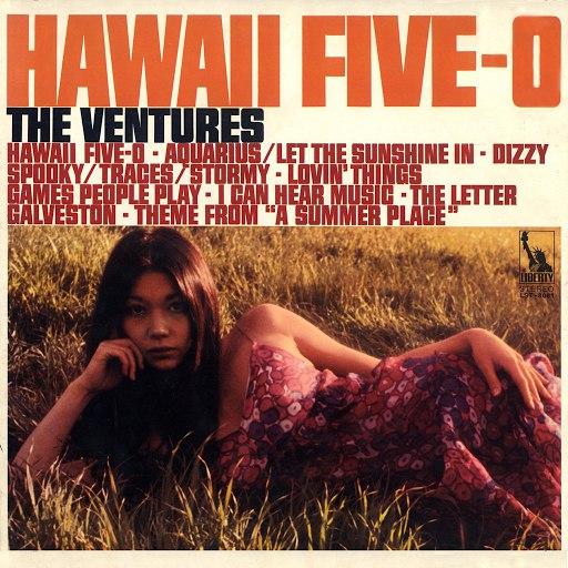 The Ventures альбом Hawaii Five-O