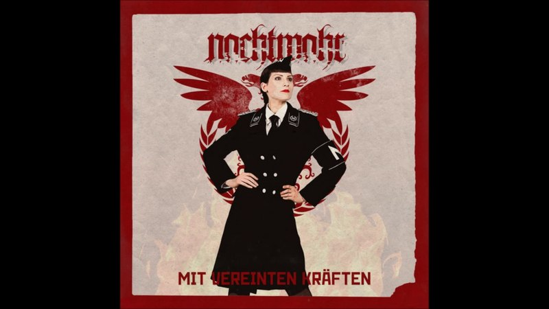 Nachtmahr - Abre Fuego! (Feuer frei!) [feat. C-Lekktor]