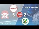 Сокольники Аэротрейд 2 5 VIII тур Moscow Futsal League